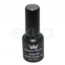 Esmalte Semipermanente Gel Akua Color Purpurina 10ml