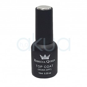 Esmalte Semipermanente Gel Akua Top Coat Brillo 10ml